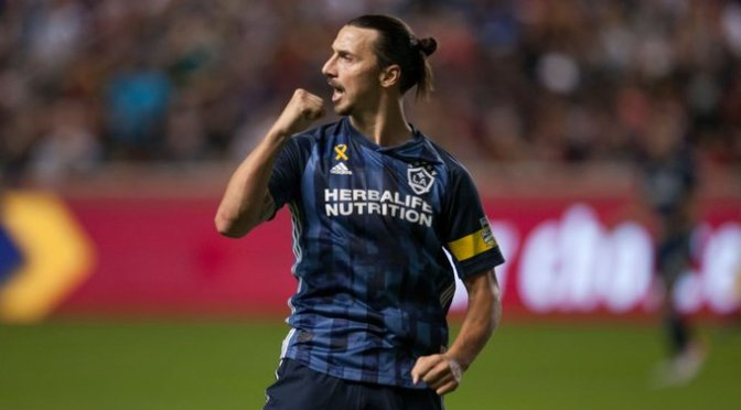 Zlatan Ibrahimovic confirms return to AC Milan by free transfer.