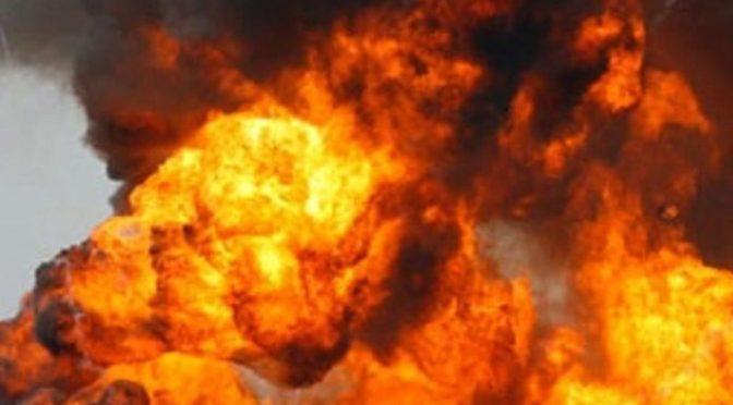 Kerosene fire disaster kills 2, injures 2 in Anambra.