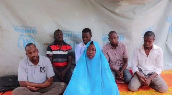 United Nations condemn killing of aid workers in Borno.