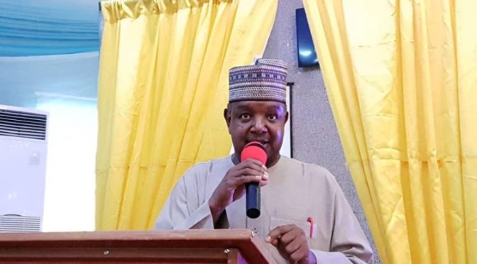 Kebbi Governor's wife Demand Increased Investment in Female Education.