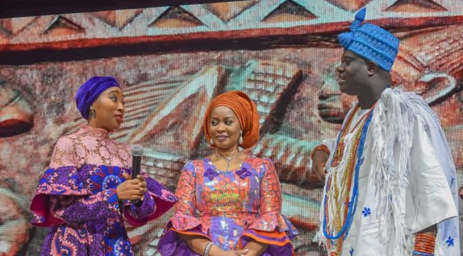 Women have the potentials to be president – Ooni of Ife.