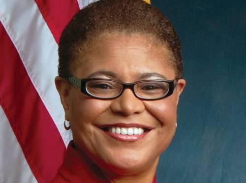 United State Legislator, Karen Bass Show Her Concern As DSS Rearrested sowore.