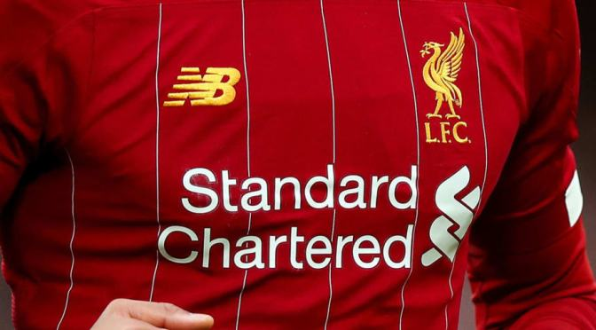 Leaked: Liverpool New Balance Kits For 2020/21.