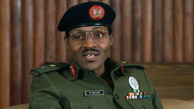 Buhari the Democrat (President) and Buhari the Military (General)