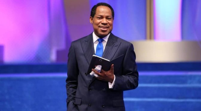 Christ embassy accused of N827m fraud.