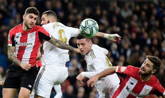 0-0: Real Madrid still 2nd position after stunning draw with Athletic bilbao