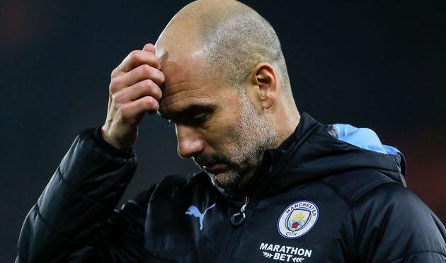 Shameful: as Man city loss to Wolves 3-2