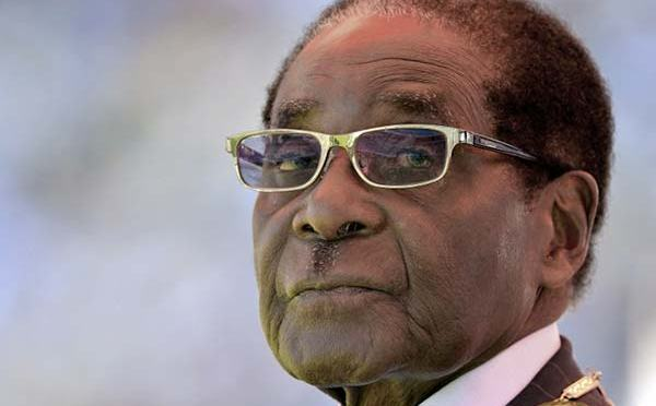 Zimbabwean president Robert Mugabe who died left somethings behind. (Check)