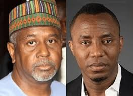 Presidency isn't my enemy – Dasuki said after freedom.