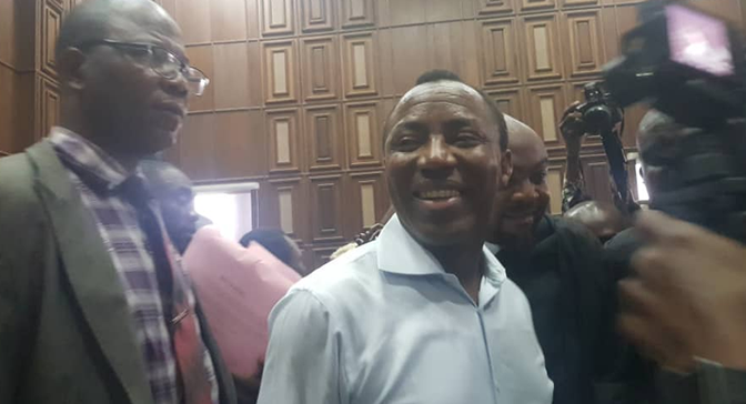 Judge withdraws his efforts from sowore's suit.