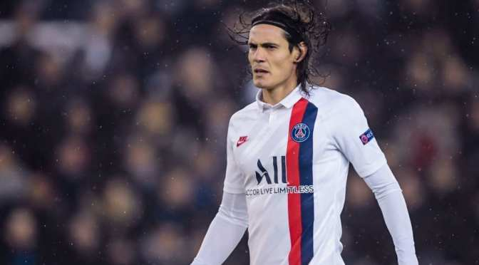 Cavani agrees 3 years contract with A. Madrid, PSG not letting go.