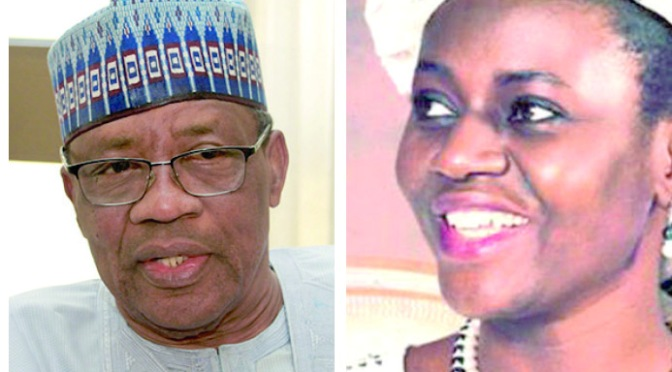 Babangida speaks on getting married 10 years after his wife's death.