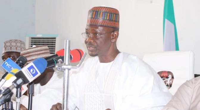 Nassarawa: Governor Sule set up committee to implement minimum wage.